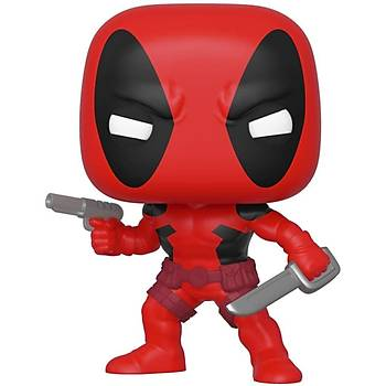Funko POP Marvel - 80th First Appearance Deadpool