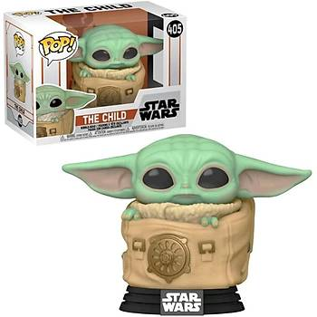 Funko Pop Star Wars The Mandalorian - The Child in Bag