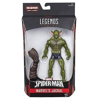 Hasbro Marvel Legends Spider-Man 6-Inch Jackal