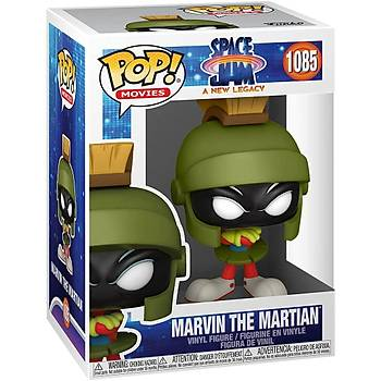 Funko Pop Movies Space Jam A New Legacy - Marvin The Martian