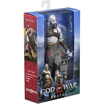 "NECA God Of War Kratos 7"" Action Figure"