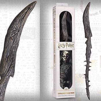 Noble Collection Harry Potter Wand of Death Eater Pvc Asa
