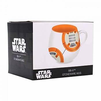 Star Wars Round Mug - BB-8 Kupa