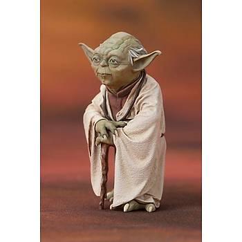 Kotobukiya Star Wars: Yoda & R2-D2 Dagobah ARTFX+ Statue (2 Pack)