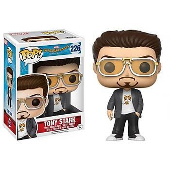 Funko POP Marvel Spider-Man Homecoming Tony Stark