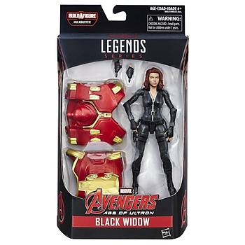 Marvel Legends Avengers Age of Ultron  Black Widow