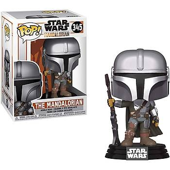 Funko Pop Star Wars - The Mandalorian Final