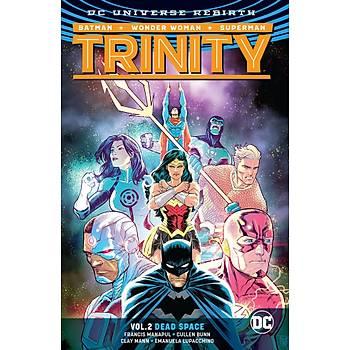 Trinity  Vol. 2: Dead Space