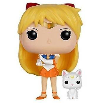 Funko Pop Sailor Moon Venus with Artemis