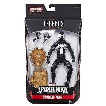 Hasbro Marvel Legends Spider-Man 6-Inch Symbiote
