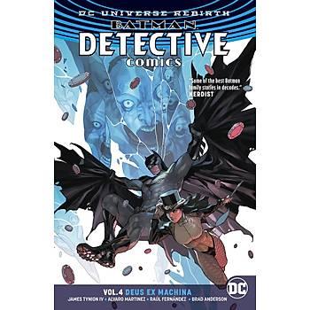 Batman - Detective Comics  Vol. 4: Deus Ex Machina