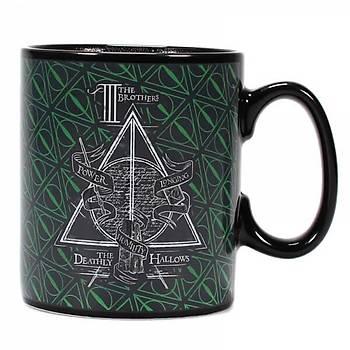 Deathly Hallows Heat Changing Mug - Harry Potter