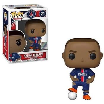 Funko POP Football PSG - Kylian Mbappé