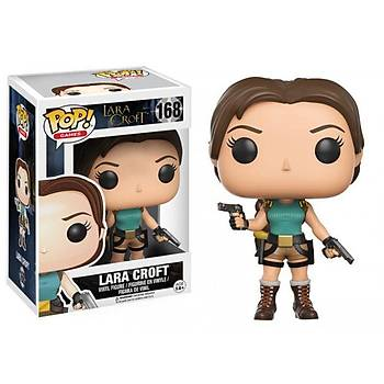 Funko POP Tomb Raider Lara Croft