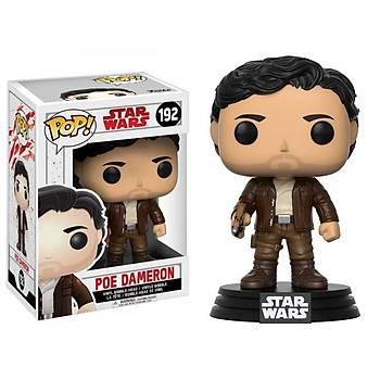 Funko POP Star Wars E8 The Last Jedi Poe Dameron