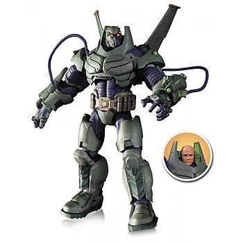 Super Villains: Armored Suit Lex Luthor Deluxe Action Figure