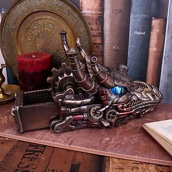 Dracus Vault 23.3cm Dekoratif Ejderha