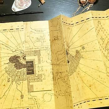 The Marauders Map – Çapulcu Haritasý