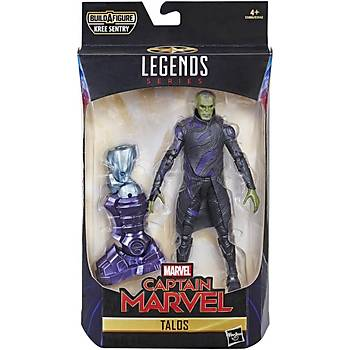 Marvel Legends Captain Marvel - Talos