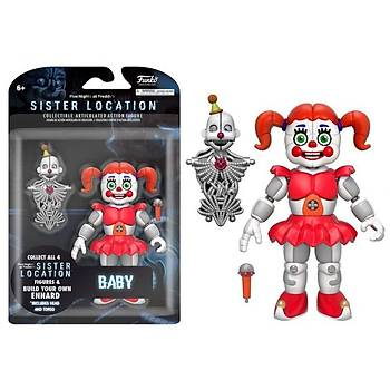 Funko Action Figure Five Nights At Freddy's Sister Location Baby