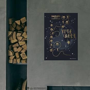 Hogwarts Poster Model - Yule Ball