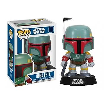 Funko POP Star Wars Boba Fett POP