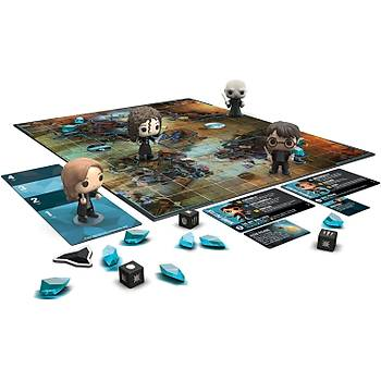 Funkoverse Strategy Game - Harry Potter Base Set