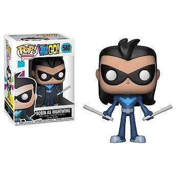 Funko POP Teen Titans Go - Robin As Nightwing