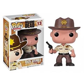 Funko POP Walking Dead Rick Grimes Television