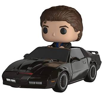 Funko POP Ride Knight Rider - Michael Knight with Kit
