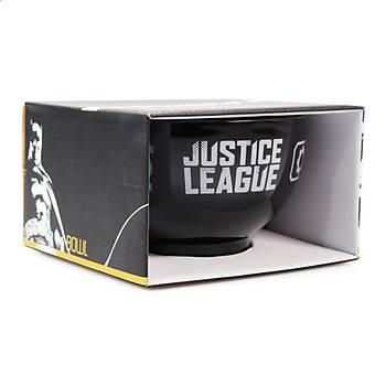 Justice League Logos - Bowl Kase