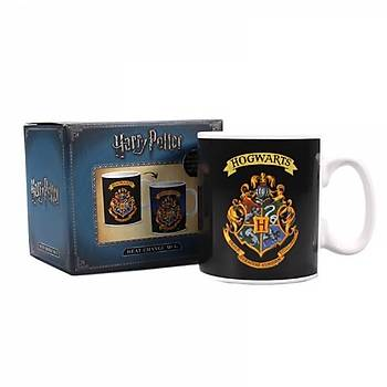 Hogwarts Crest Heat Changing Mug - Harry Potter
