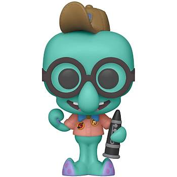 Funko Pop Animation Spongebob Movie - Squidward in Camping Gear