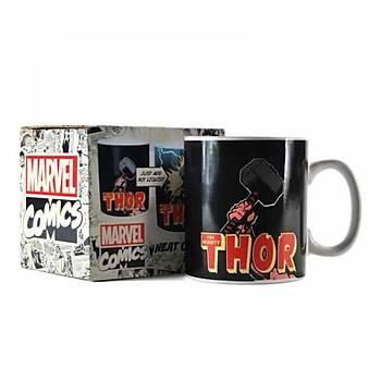 Marvel Heat Changing Mug - Thor