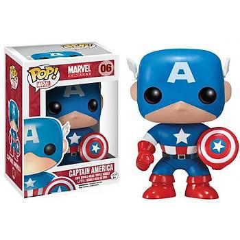 Funko POP Marvel Captain America