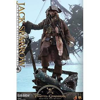 Jack Sparrow Sixth Scale DX Figure