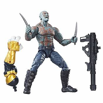 Marvel Legends Guardians of the Galaxy Drax