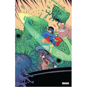 Justice League of America: The Rebirth Deluxe Edition - Book 1
