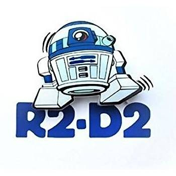 3D Light FX Star Wars R2-D2 Mini Duvar Lambasý