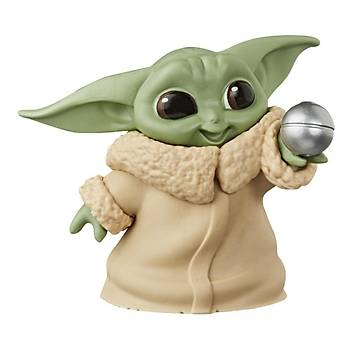 """Star Wars The Bounty Collection The Child The Mandalorian """"Baby Yoda"""" Ball Toy Pose"""