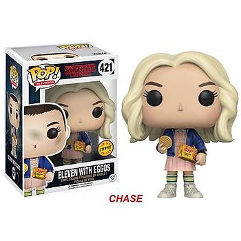Funko POP Stranger Things - Eleven With Eggos (Chase)