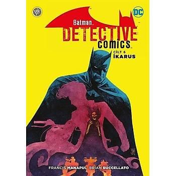 Batman: Yeni 52 Dedektif Hikayeleri 6 Türkçe Çizgi Roman
