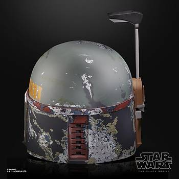 Star Wars The Black Series Boba Fett Premium Electronic Helmet (Kask)