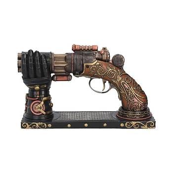 Nock's High-Powered Steam Gun 22.5cm Dekoratif Silah