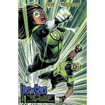 Green Lanterns  Vol. 4: The First Ring