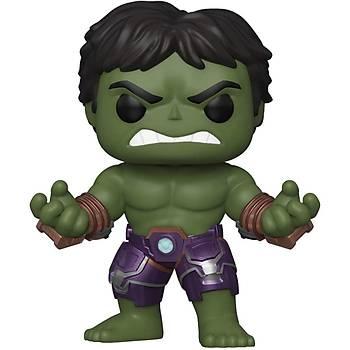 Funko POP Marvel Avengers Game-Verse Hulk (Stark Tech Suit)