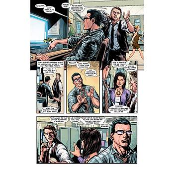 Superman - Action Comics  Vol. 4: The New World