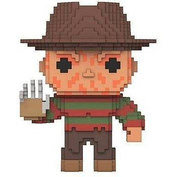 Funko POP Horror 8-Bit Freddy Krueger