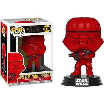 Funko POP Star Wars Episode 9  Rise of Skywalker -  Sith Jet Trooper