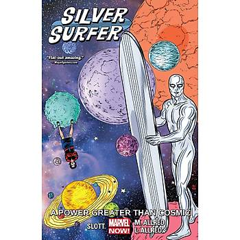 Silver Surfer Vol. 5: A Power Greater Than Cosmic